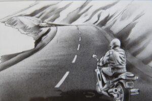 Ездить на мотоцикле
