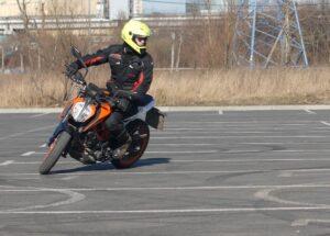 Руки мотоциклиста